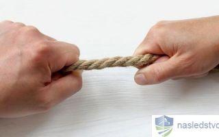 Встречный иск о разделе имущества при разводе — образец