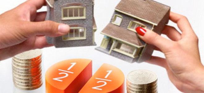 договор о добровольном разделе имущества