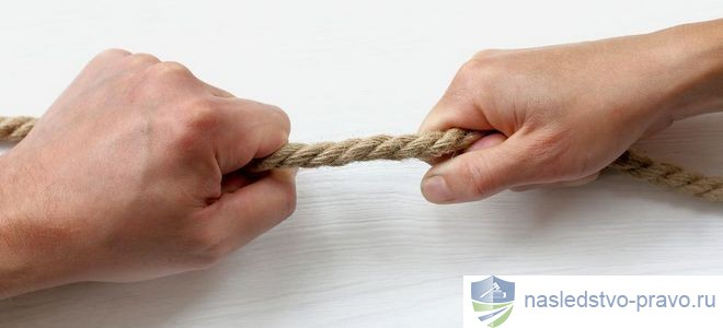 Встречный иск о разделе имущества при разводе